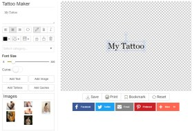 TattooFontMaker Review