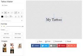 TattooFontMaker Review