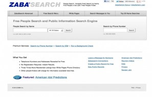 Zabasearch Helps You To Locate People – Find Out How