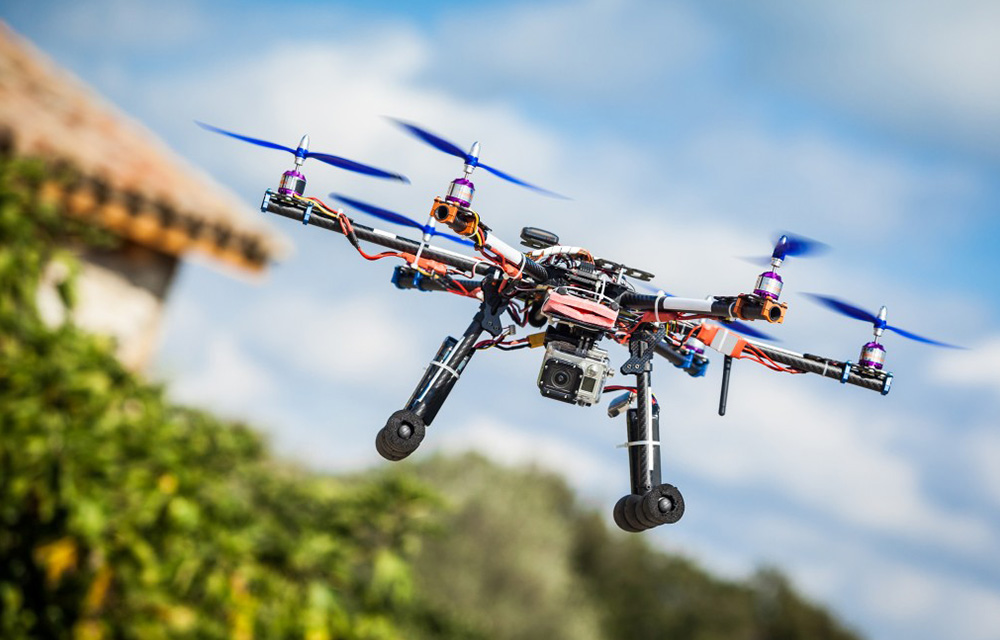 Advantages of Drone Technology