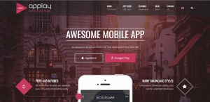 Applay Theme Review: The Perfect App Store Theme for WordPress