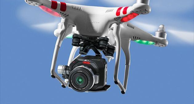 Drone Technology Advantages