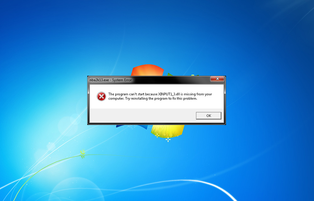 How To Fix Xinput1_3.dll is Missing Error On Windows