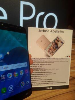 Asus Zenfone 4 Selfie Series 10