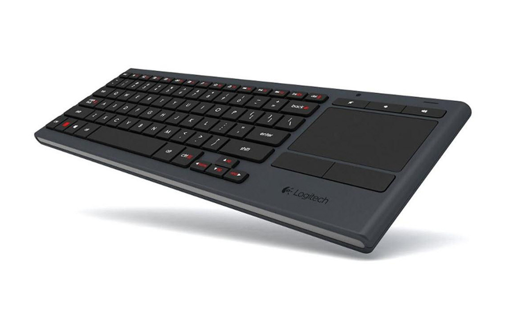 Logitech K830 Features