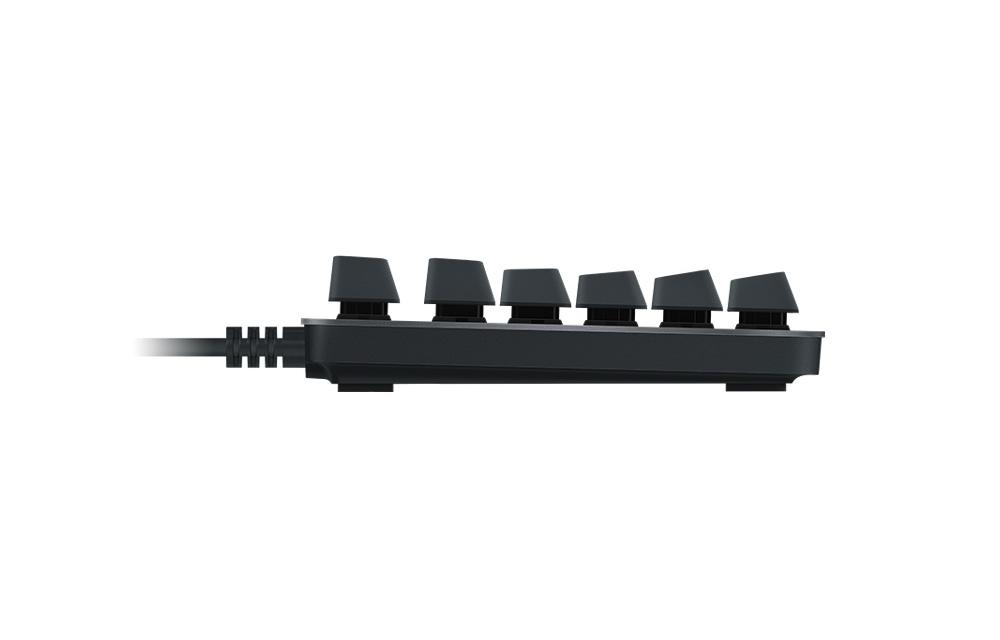 Logitech K840 Mechanical Keyboard Features
