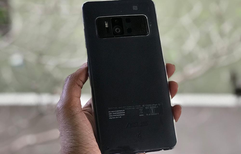 Asus Zenfone AR Design