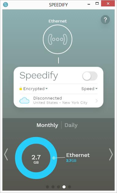 Speedify Features