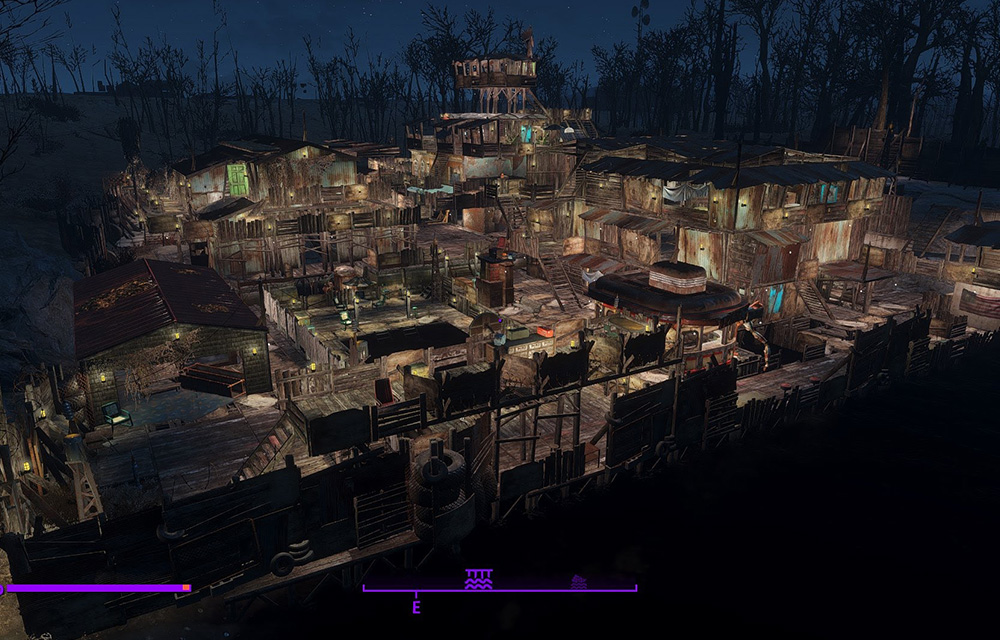 Fallout 4 Settlements System
