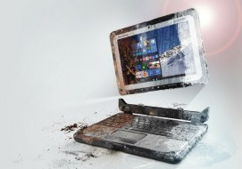 Rugged & Reliable. It's All In The Name – Toughbook