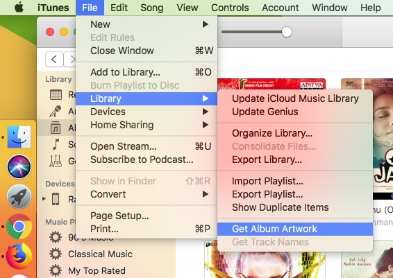 iTunes-File-Library-Show duplicate items