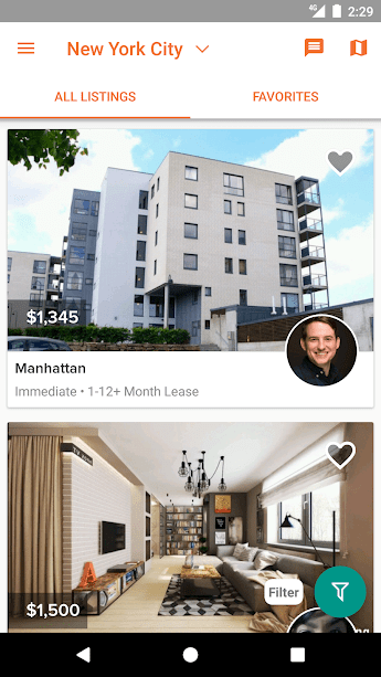 Find Roommates & Rooms for Rent - Roomi 1