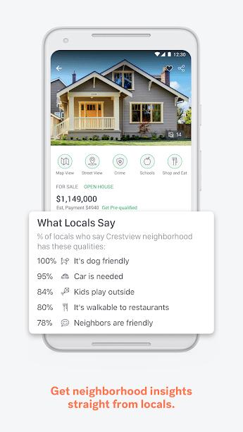 Trulia Real Estate & Rentals 2