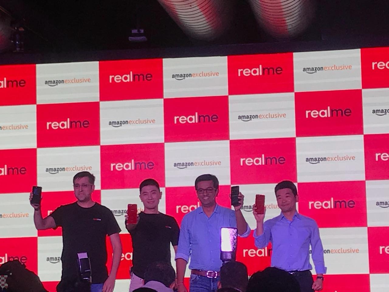 Realme Launch 10