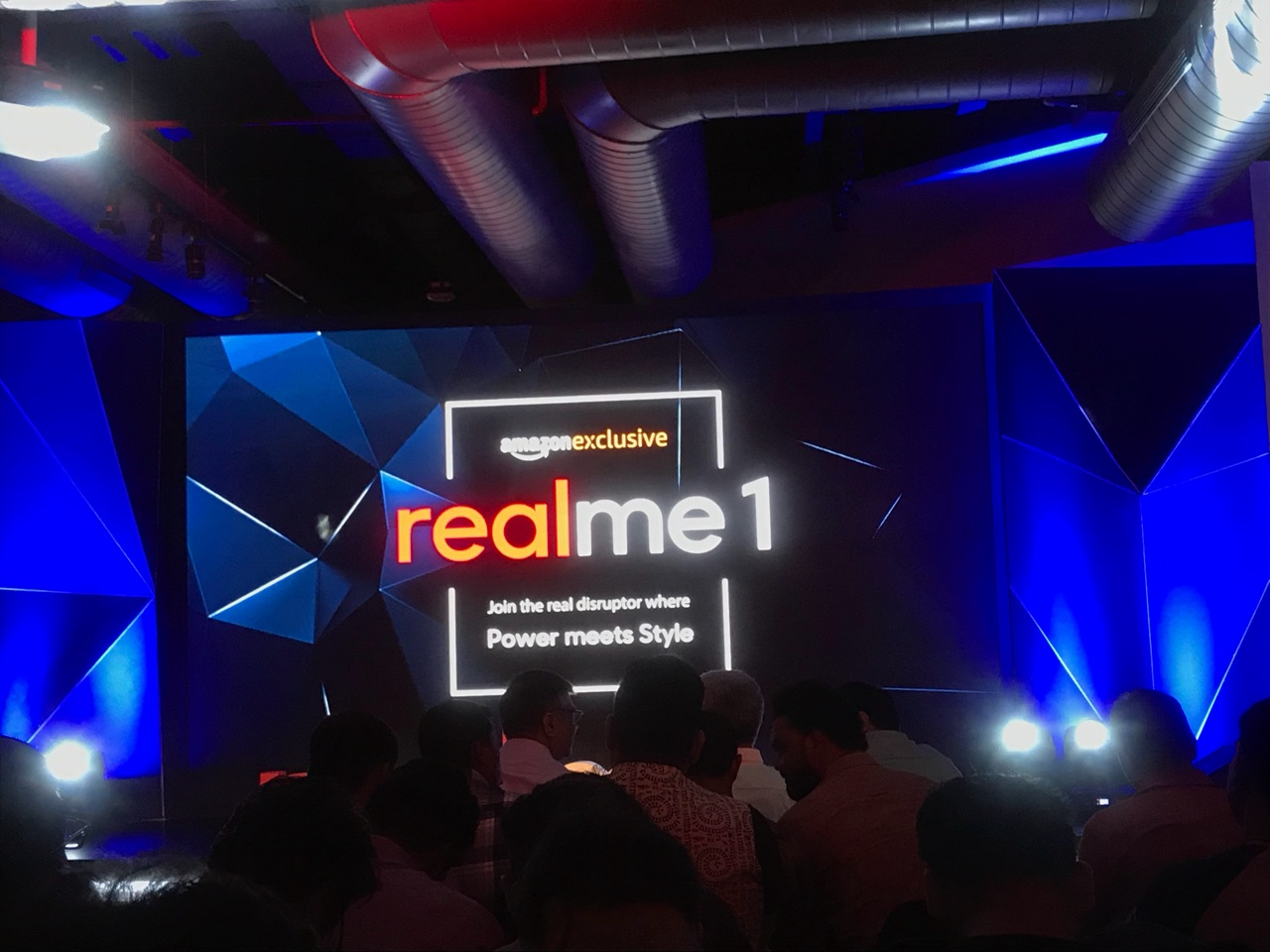 Realme Launch 3