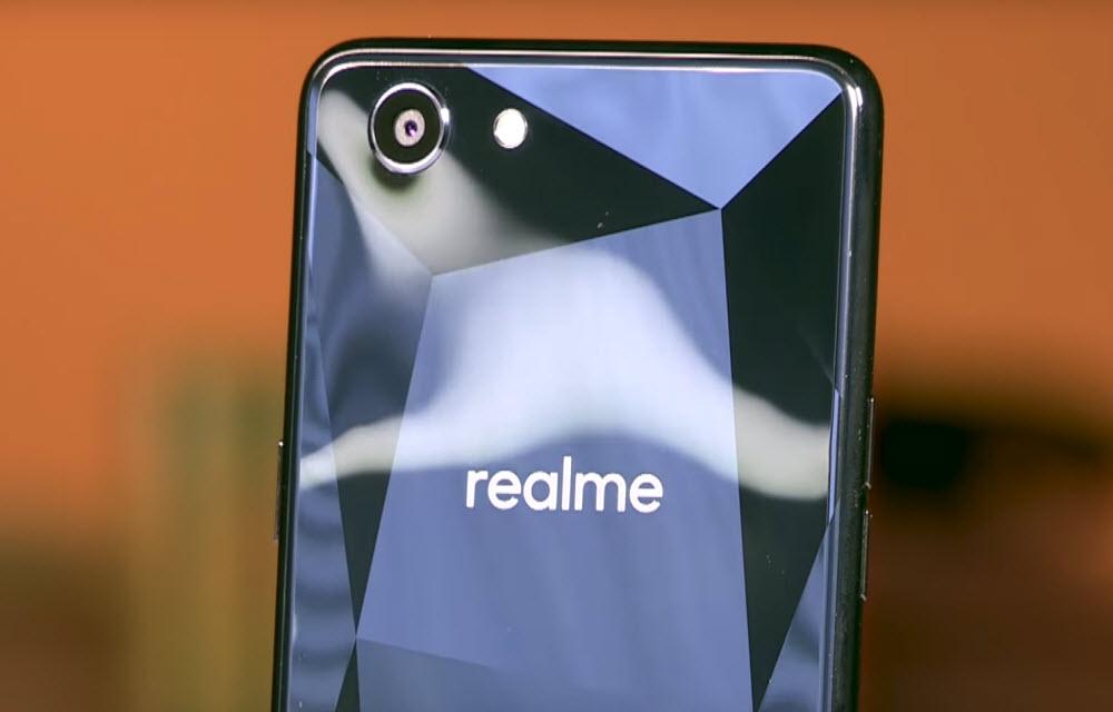 Oppo RealMe 1 Camera