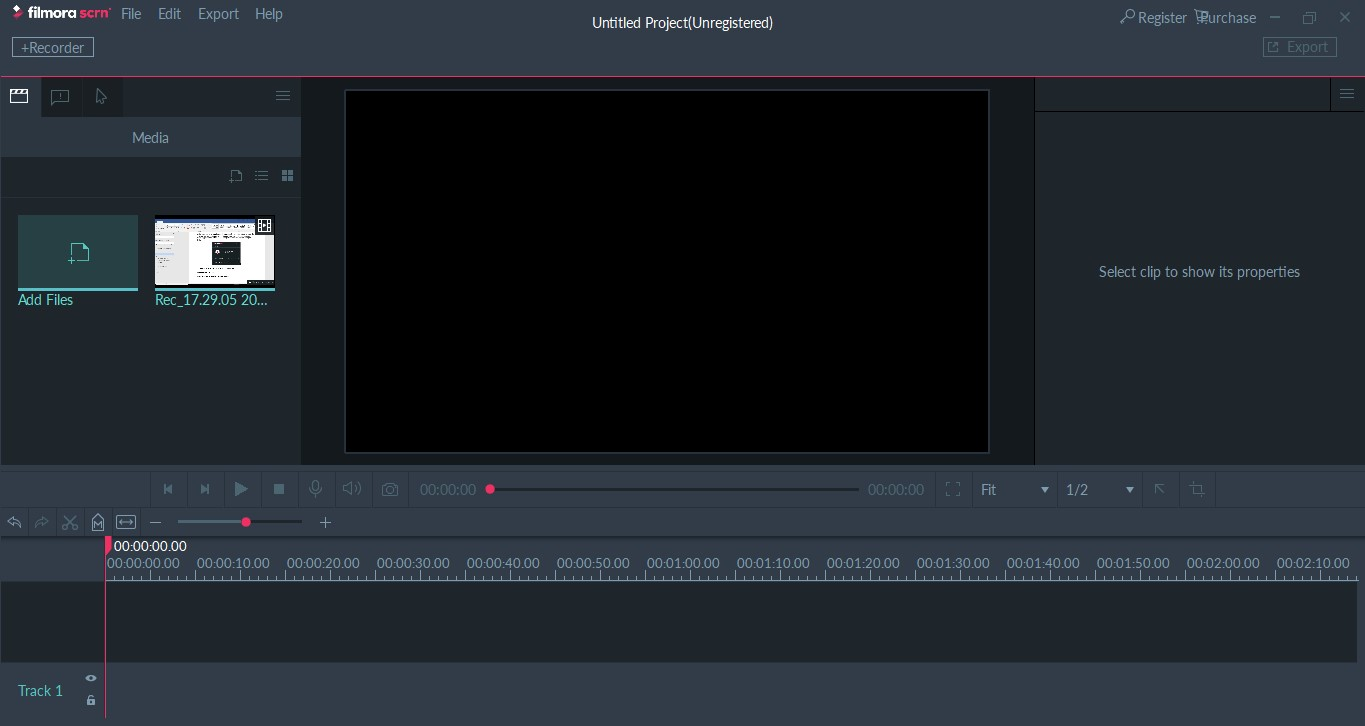 Wondershare Filmora Scrn Video Editor