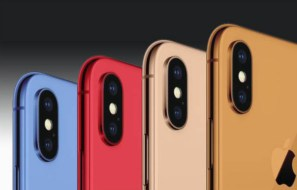 Apple iPhone 2018 to Come in 6 different Colors According to Reports