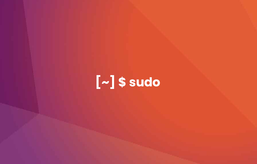 How to create a sudo user in Ubuntu