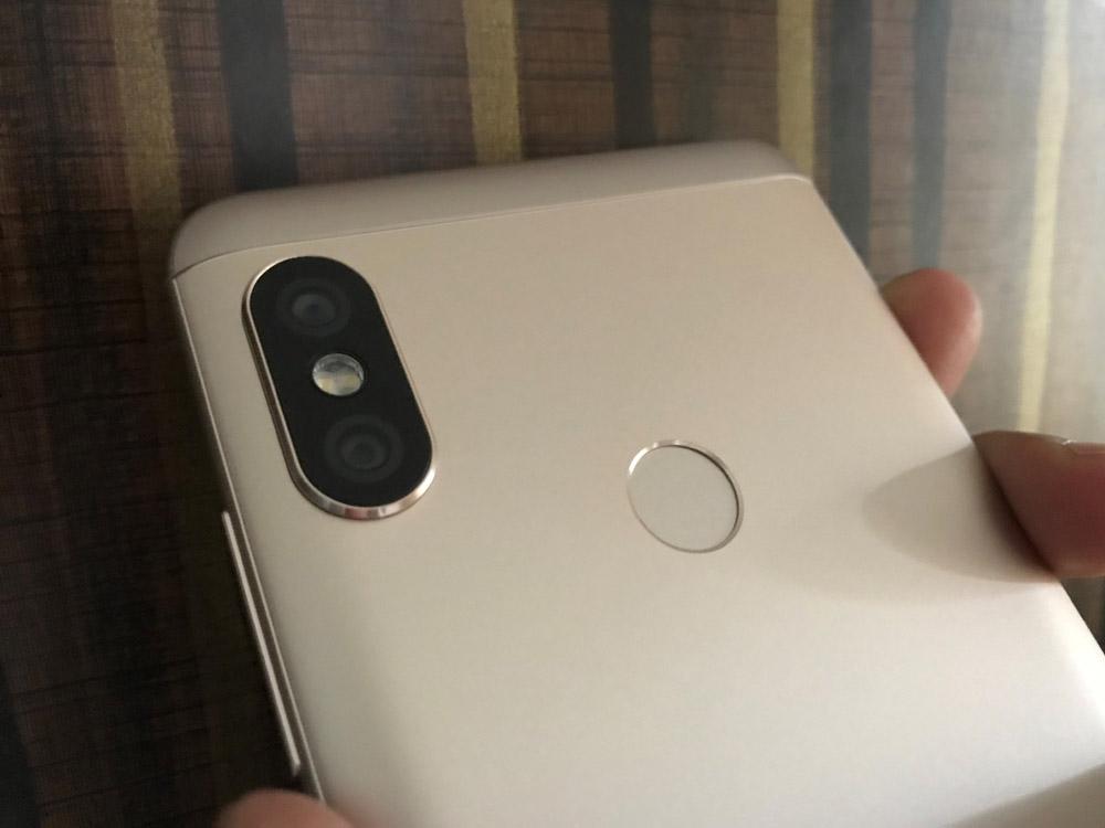 Xiaomi Note 5 Pro Camera