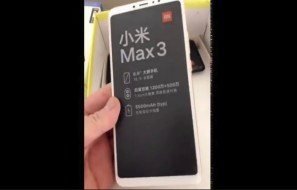 Xiaomi will release the Mi Max 3 on July 19 in China