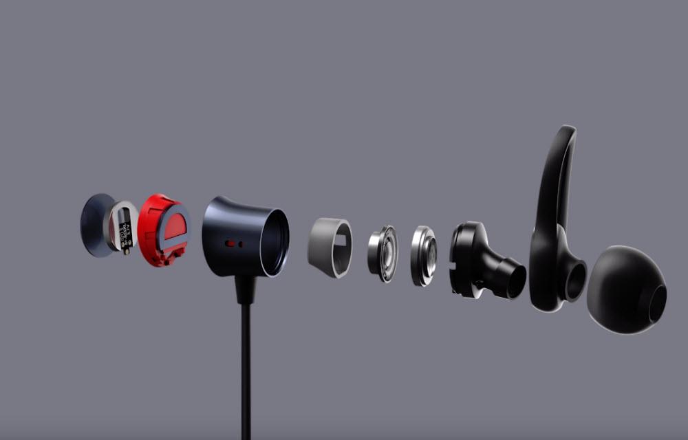 OnePlus Bullets Earpiece Design