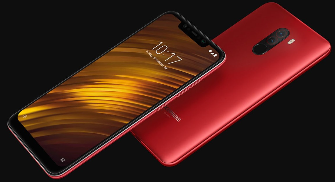 xiaomi poco f1 incredible sales