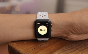 Apple WatchOS 5 update released