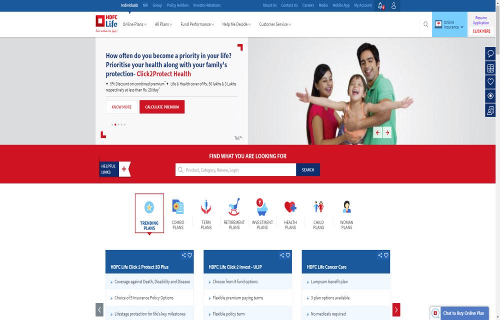 HDFC Standard Life Insurance Co. Ltd