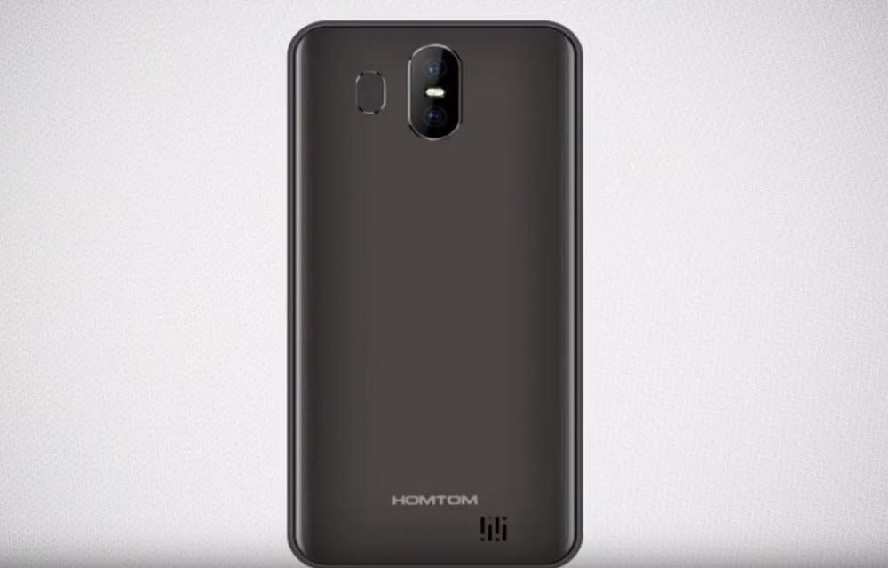 HOMTOM H1 Design