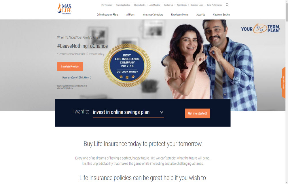 Top 12 Life Insurance Companies in India