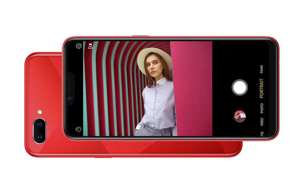 Oppo A5 Camera