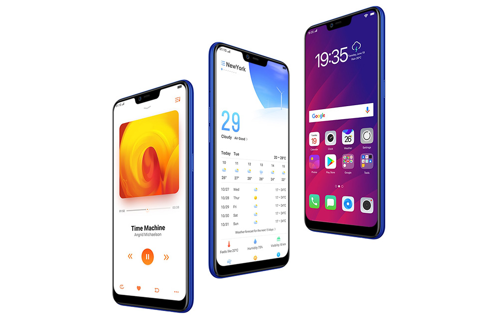 Oppo A5 Display