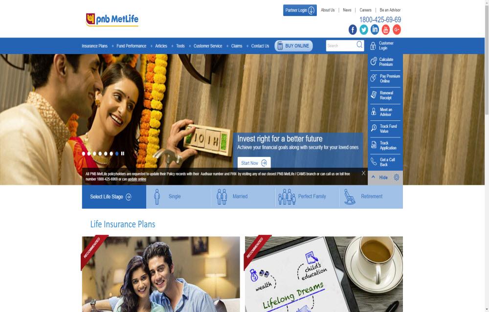 PNB MetLife India Insurance Co. Ltd