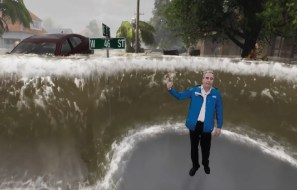 Weather Channel Unveils Unique Graphics to show the Worst Scenario of Hurricane Florence