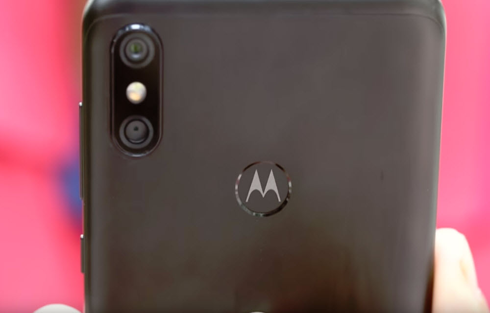 Motorola One Power Design