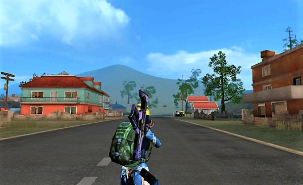 Survival Game Screenshot