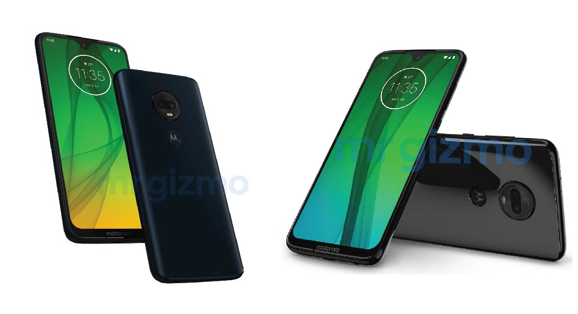 moto g7 and moto g7 plus filtered leaks