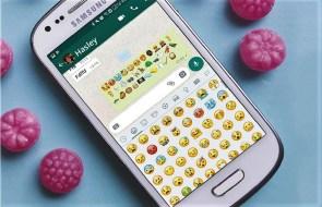 Whatsapp beta new emojis
