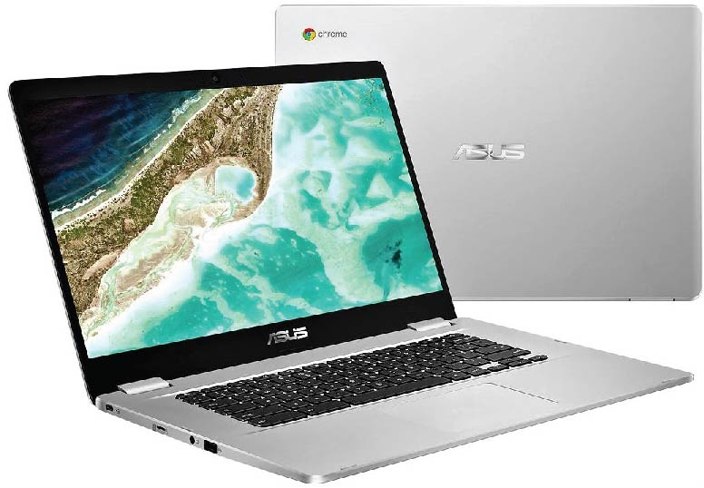 ASUS Chromebook C523 first 15.6-inch Chromebook comes with 8GB of RAM