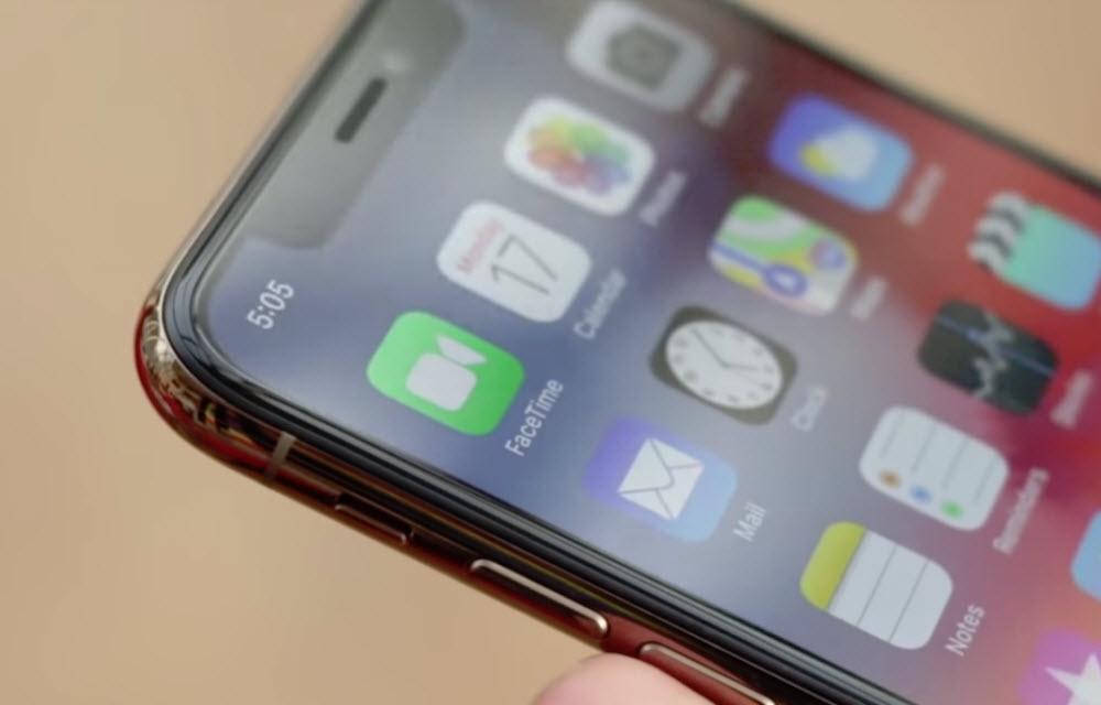 iPhone Xs Display