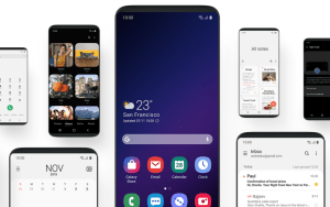 Samsung Android Pie 2019 Updates list