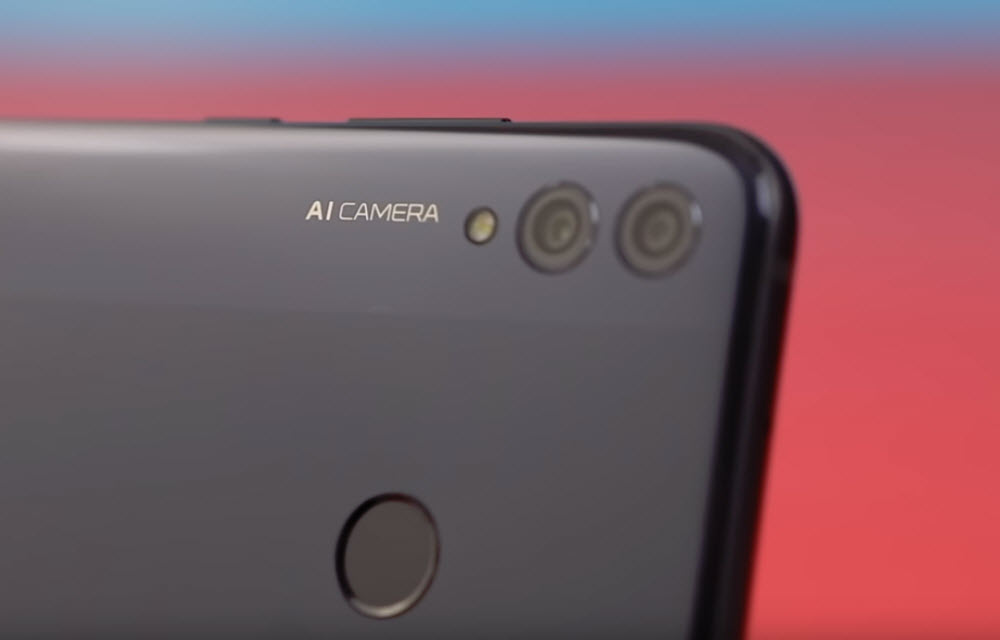 Honor 8X Max Camera