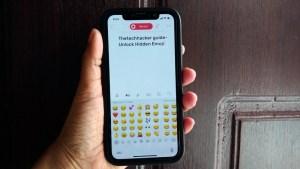 How to Unlock the Hidden iPhone Emoji Keyboard
