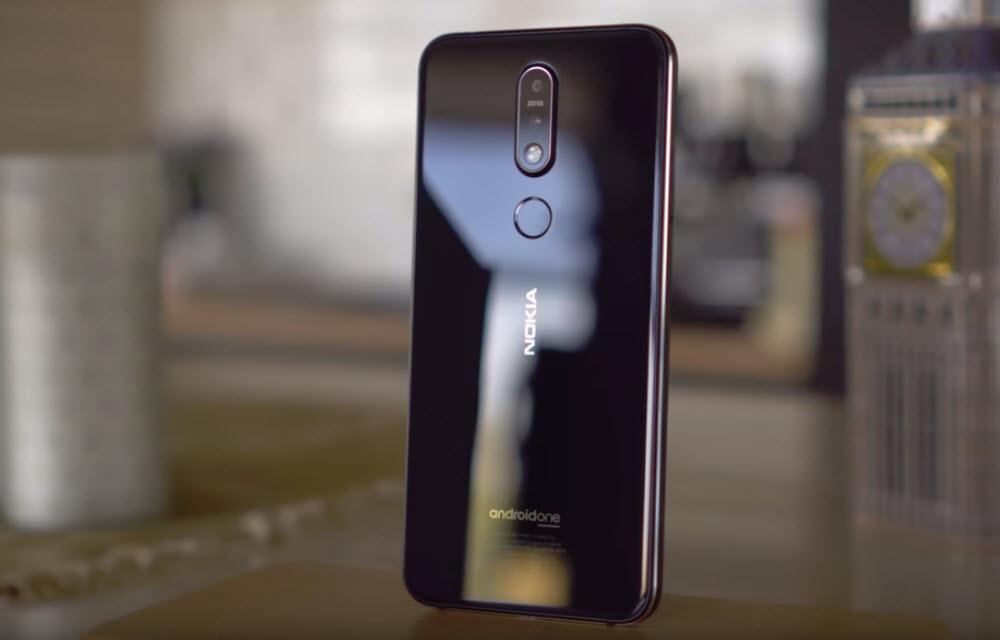 Nokia 7 1 Review