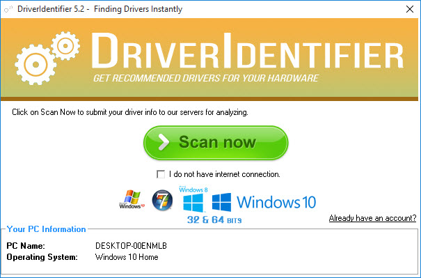 DriverIdentifier