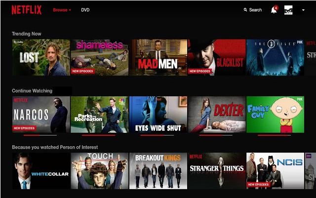 No Netflix Originals