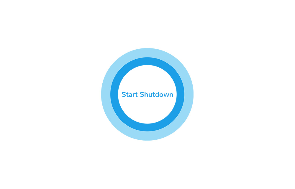Shutdown or Restart Computer using Cortana in Windows 10