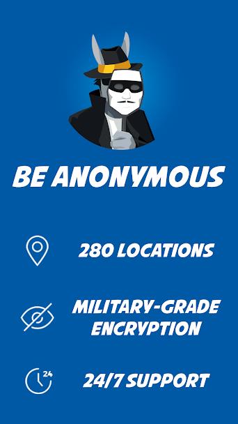 HideMyAss VPN 1