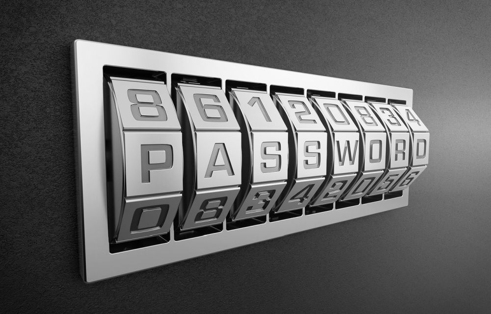 Set different passwords for all of your accounts